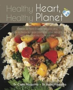 Healthy Heart Healthy Planet Cover