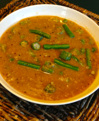 Vegan Sambar Photo